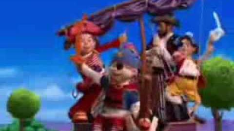 You Are A Pirate-Lazy Town