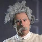Albert Einstein in Battle