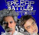 Einstein vs Stephen Hawking/Rap Meanings