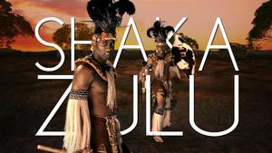 Shaka Zulu Title Card