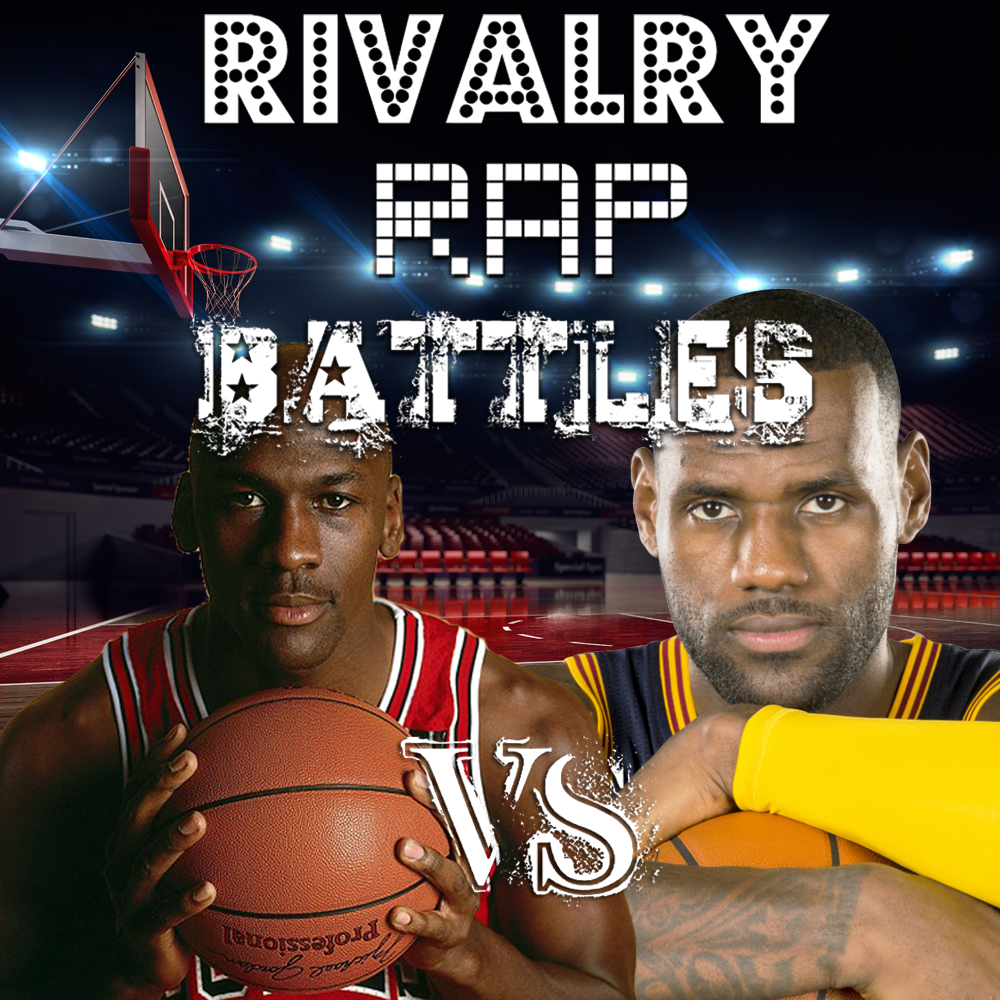 c42438c27c8cb2 User blog Captain Warrior Michael Jordan vs LeBron James. Rivalry ...