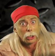 Hulk Hogan in Battle