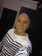 Pablo Picasso Selfie 1