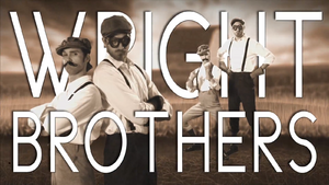 Wright Brothers Title Card