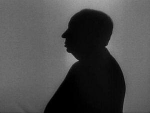 Alfred Hitchcock Silhouette Based On