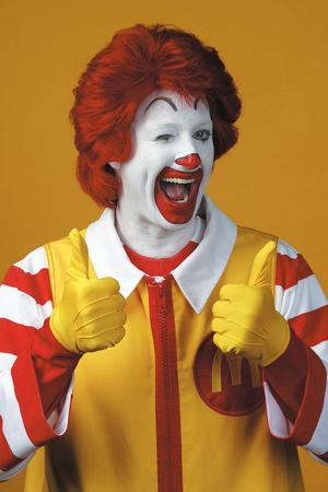 Ronald McDonald Based On