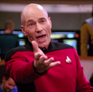 Captain Jean-Luc Picard Based On