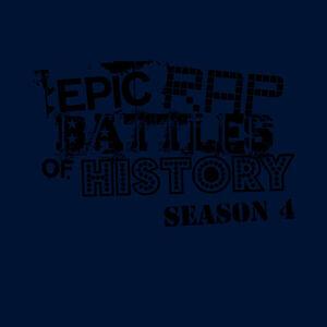 Epic Rap Battles of History Season 4 CD Cover