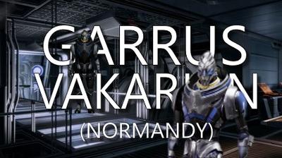 Garrus Normandy tc