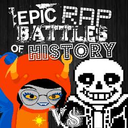 Sans vs Vriska Serket megalovania
