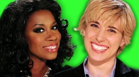 Oprah Winfrey vs Ellen DeGeneres. ERB Behind the Scenes