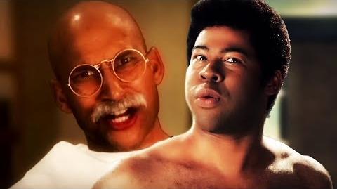 Gandhi vs Muhammad Ali. Epic Rap Battles of History