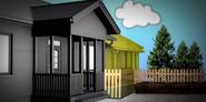 Mister Rogers' Neighborhood Mister Rogers' House Outside