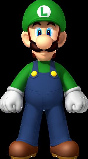 Luigi Based On