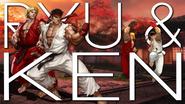 Ryu & Ken Title Card