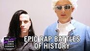 Epic Rap Battles of History Late Late Show Promo