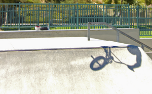 Skate Park Gates Based On