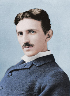 Nikola Tesla Based On