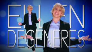 Ellen DeGeneres Title Card