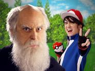 Ash Ketchum vs Charles Darwin Original Thumbnail