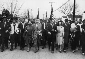 Civil Rights March Extras Based On