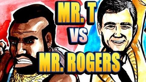 MR. T vs MR