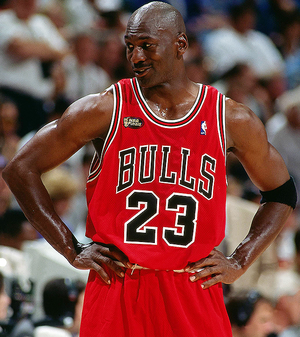 Michael Jordan Based On
