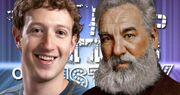 Mark Zuckberg Vs Graham Alexander Bell
