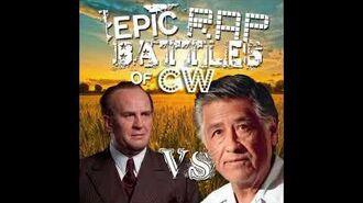 Cesar Chavez vs Oskar Schindler Epic Rap Battles of CW instrumental beat