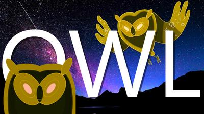 CosmicOwlTitleCard