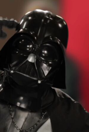 Darth Vader in DRFH 18