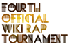 Fourth Rap Tourney Logo