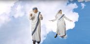 Heaven Mother Teresa vs Sigmund Freud