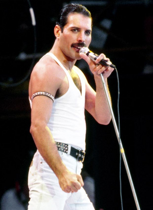Freddie Mercury Based On