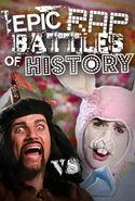 Genghis Khan vs Easter Bunny IMDb Cover