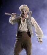 George Washington Cameo Billy Mays vs Ben Franklin
