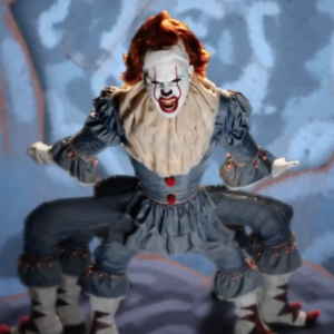 Pennywise Spider Form