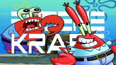Mr Krabs TC