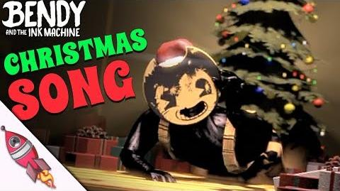 SFM Bendy and the Ink Machine Christmas Song Inky Christmas Rockit Gaming
