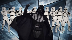 Stormtroopers Cameo Hitler vs Vader 3
