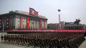 Kim Il-sung Square Based On