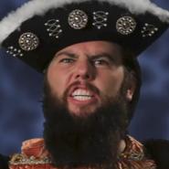 King Henry VIII In Battle