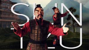 Sun Tzu Title Card