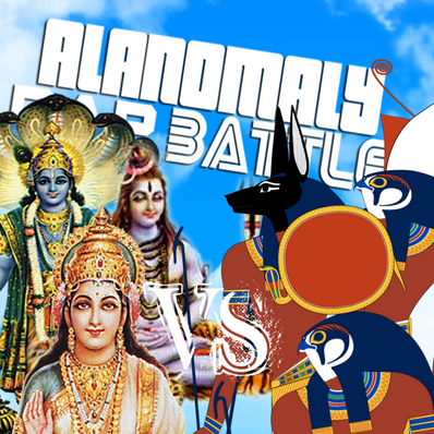 Hindu Gods vs Egyptian Gods