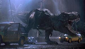 Jurassic Park Based On