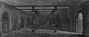 The Palace of Westminster Undercroft Based On