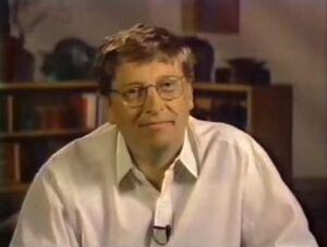 Bill Gates' Mansion Based On