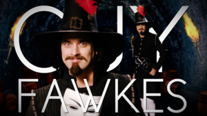 Guy Fawkes Title Card