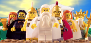 Greek Gods Cameo