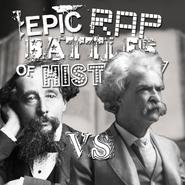 Charles Dicken vs Mark Twain
